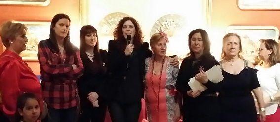Miriam Alconchel Desfile de Mujeres