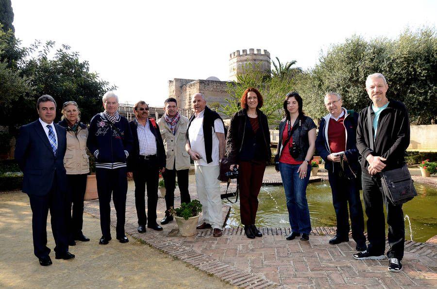 Periodistas de zurich en jerez mira for Oficina turismo jerez