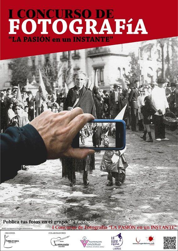 """I Concurso de Fotografía """"LA PASIÓN en un INSTANTE"""""""