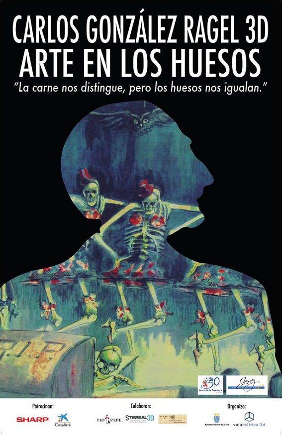 Cartel_Expo Arte en los Huesos