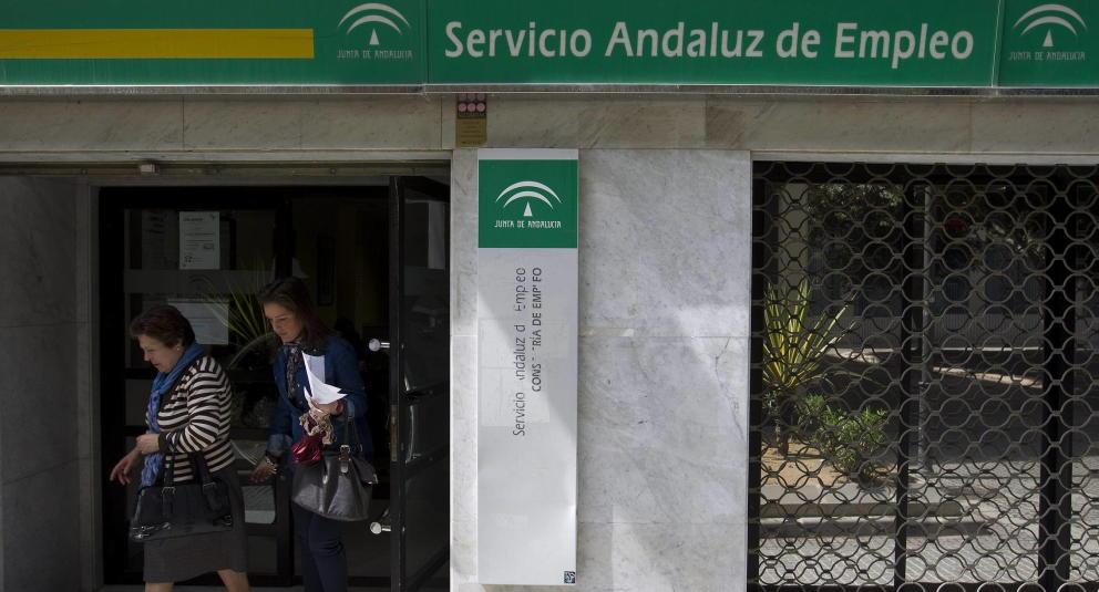 Paro Andalucía