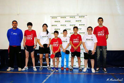 TOP 16(participantes de nuestro club)