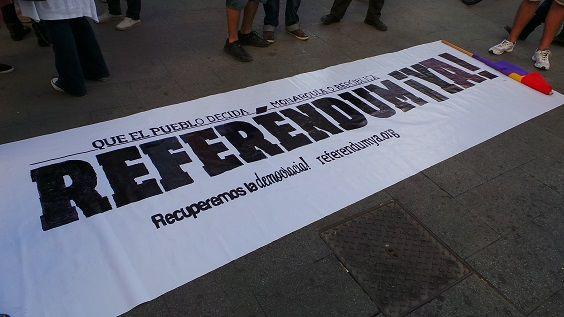 Manifestación por la III República Jerez