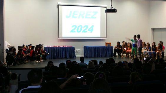 Graduación de alumnos Ceip San Juan de Dios - Jerez