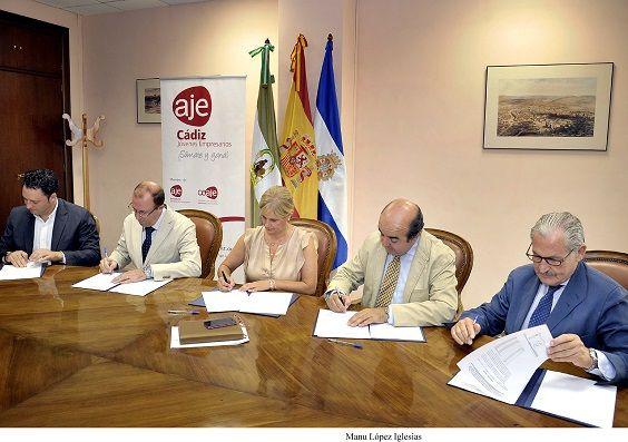 Acuerdo con asaja para promocionar la ubicaci n de - Empresas constructoras en jerez ...
