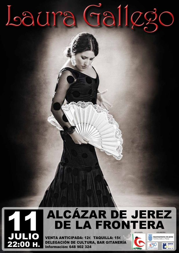 Laura Gallego - Jerez