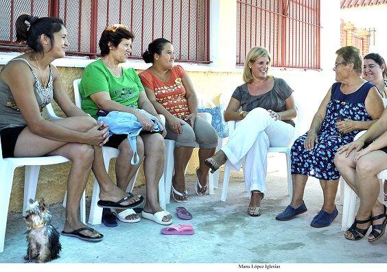 Alcaldesa_en_Campamento_de_Verano_en_La_Corta___02b
