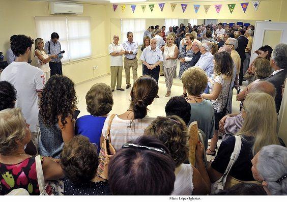 Alcaldesa inaug centro de mayores San Benito _ 05b