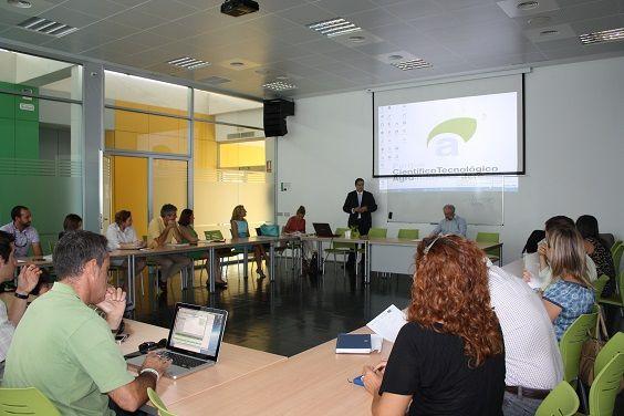 Comienza en el pcta jerez el primer programa joven empresa - Empresas constructoras en jerez ...