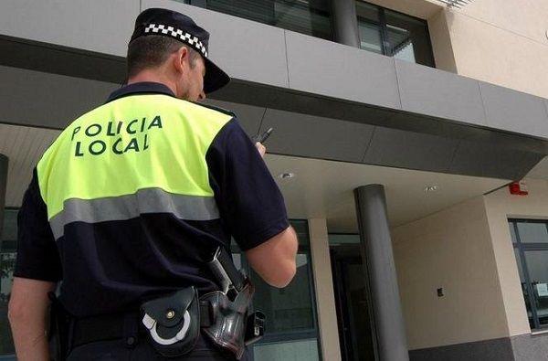 policia local Jerez
