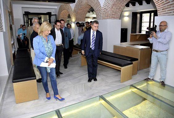 Alcaldesa_visita_Centro_Recepcion_del_Alcazar___01 b