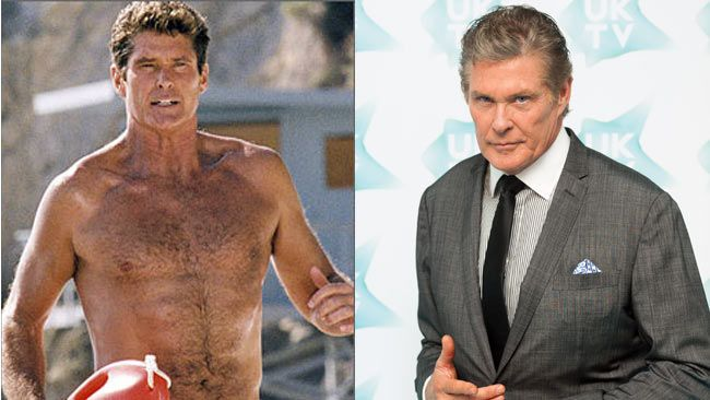 Mitch Buchannon - David Hasselhoff