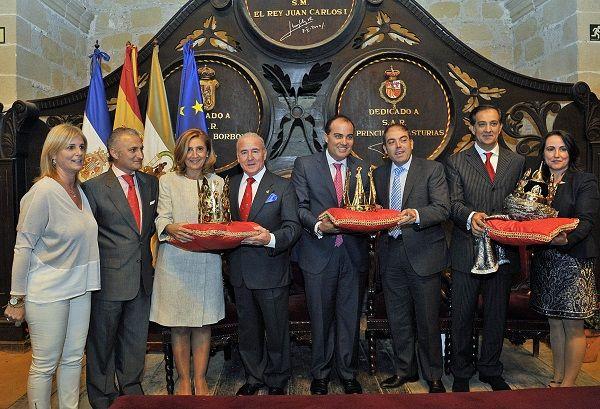 Alcaldesa asiste pres Reyes Magos _ 02 b