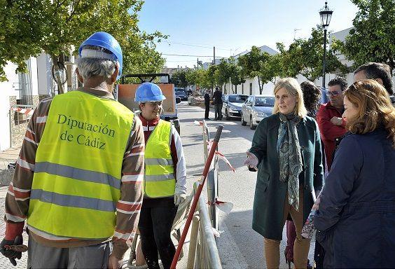 Alcaldesa visita obras Nueva Jarilla _ 01 b