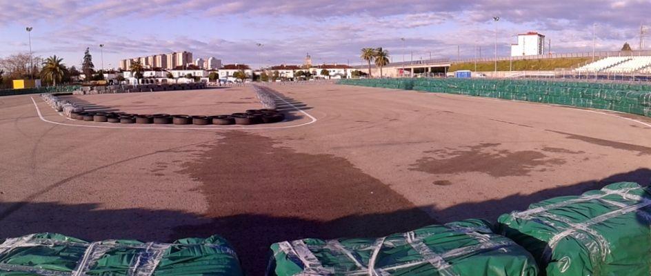 Supermoto Jerez circuito
