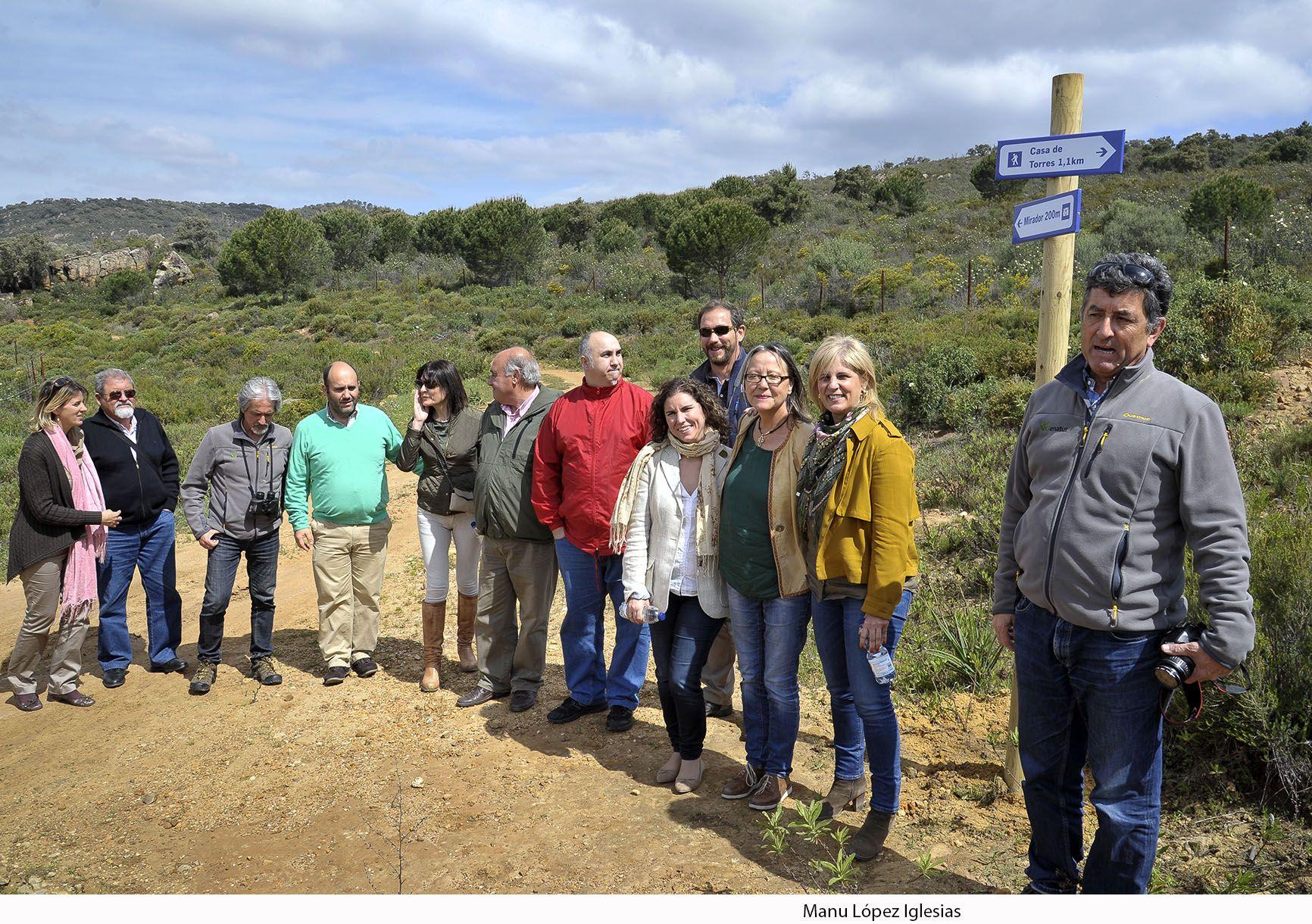Los montes de propios de jerez abrir n cinco nuevas rutas para disfrute de todos los jerezanos y - Farmacia guardia puerto del rosario ...