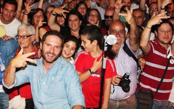 Noche Electoral de Ganemos Jerez