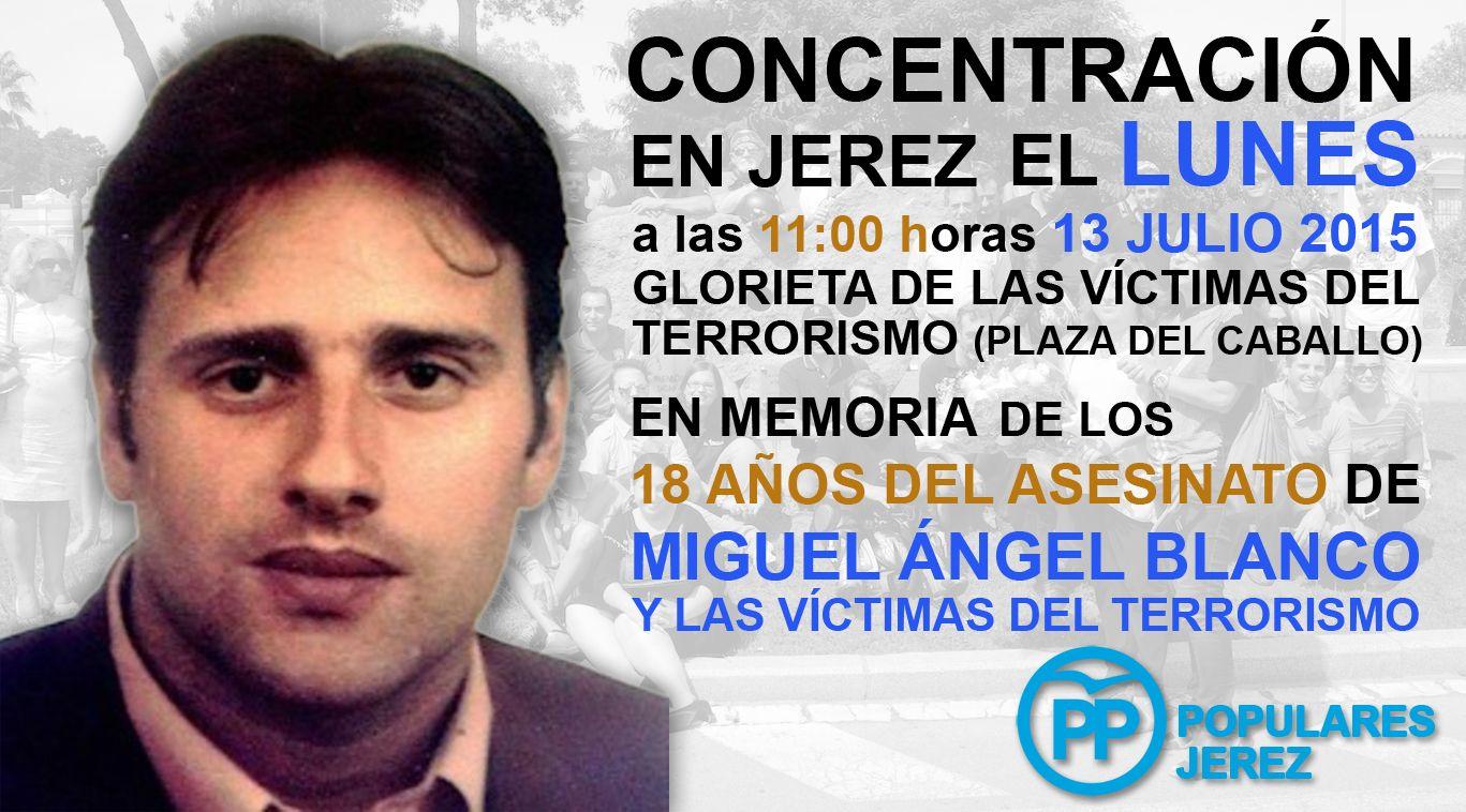 convocatoria recuerdo MABlanco en Jerez