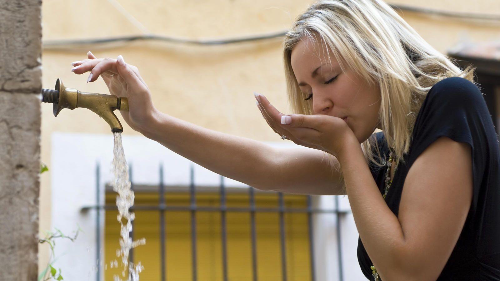 beber agua calor Jerez