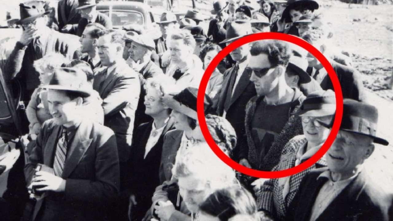 Un ciudadano fue fotografiado en Cánada bajo una apariencia y ropa aún no creadas
