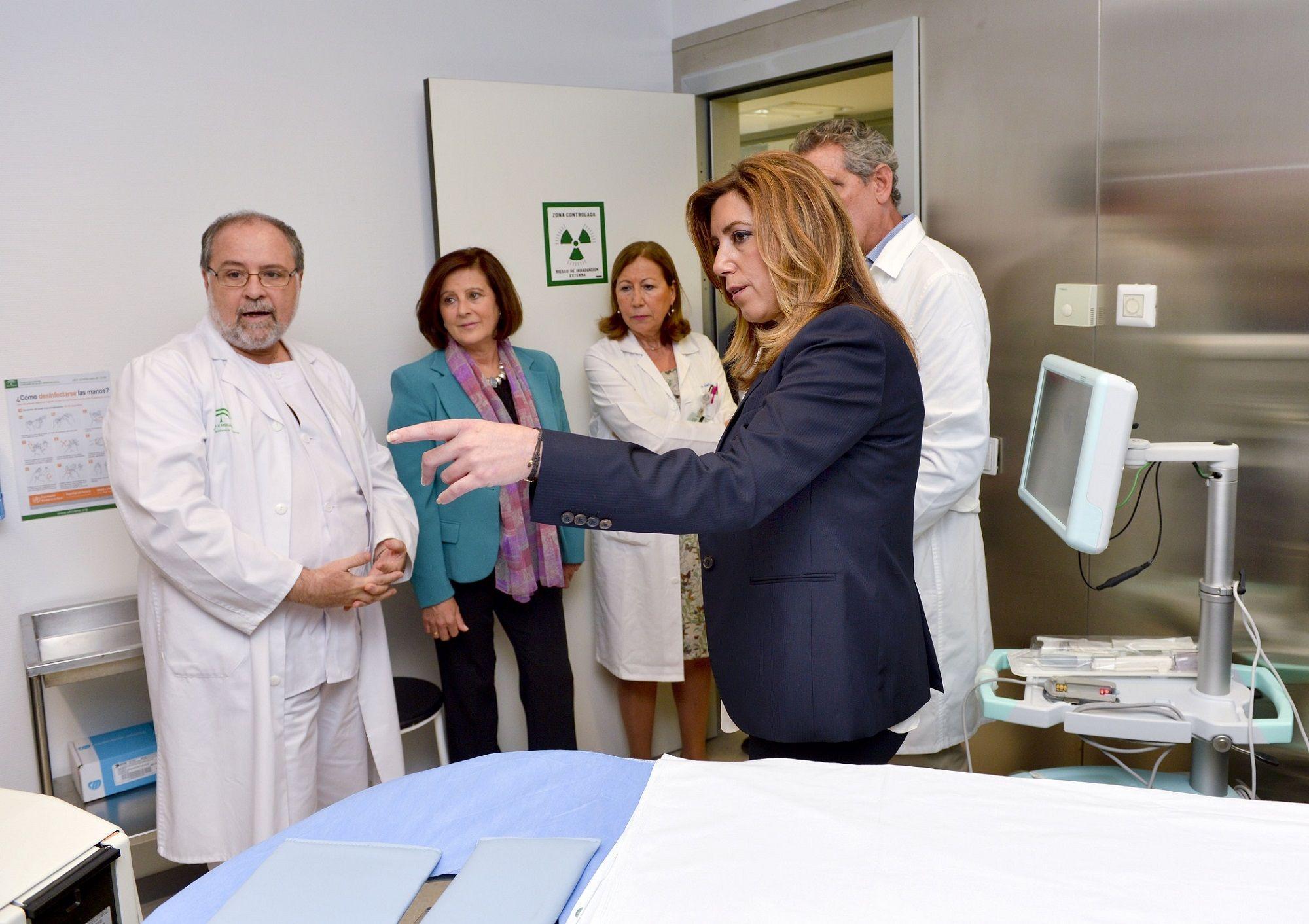 SAS Junta Andalucia Hospital Valme