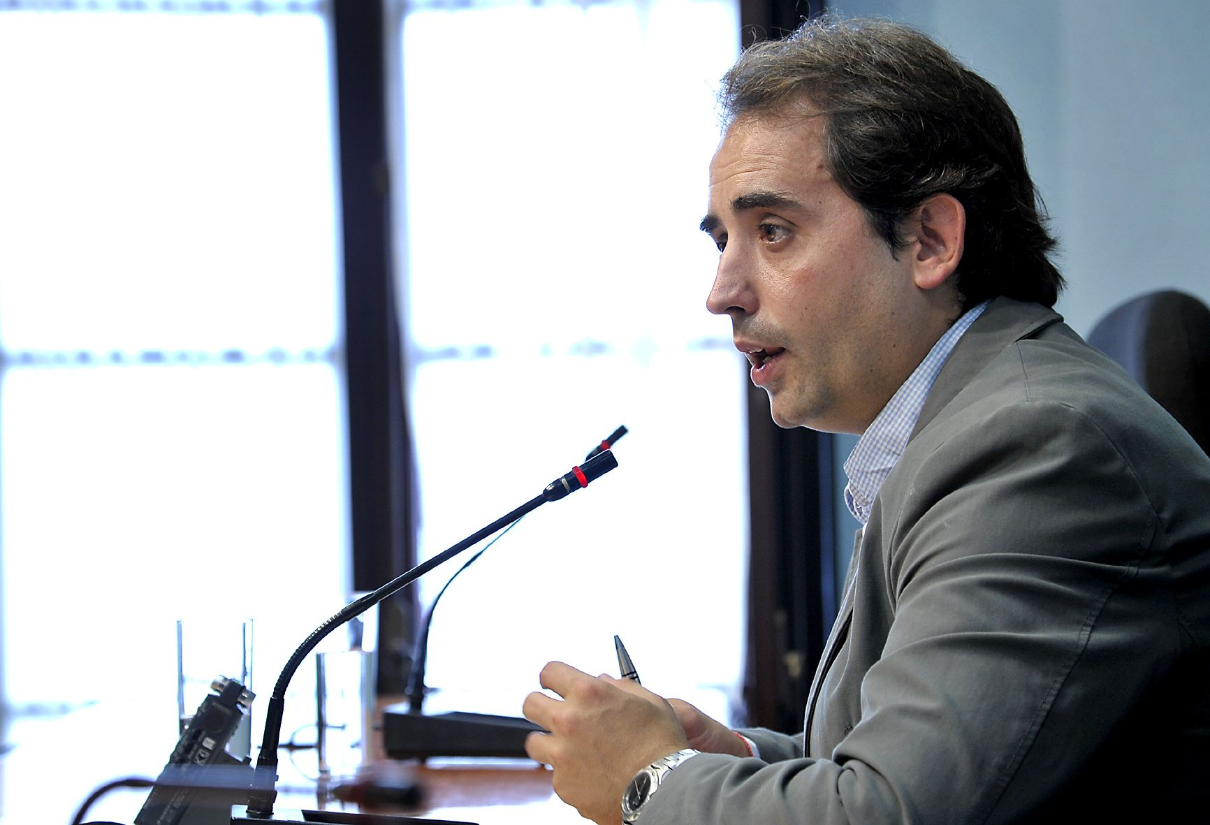 Antonio Saldaña en una imagen de archivo.