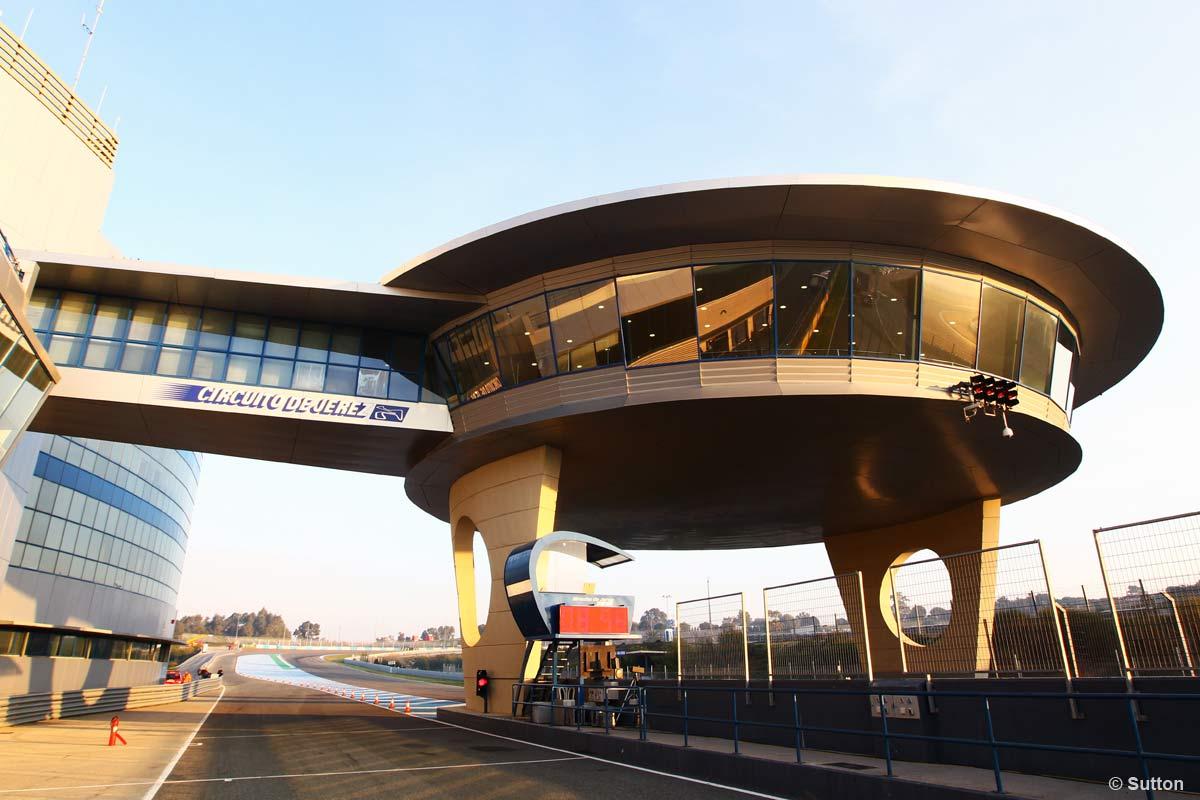Circuito Jerez : El circuito de jerez lleva quebrado más diez años