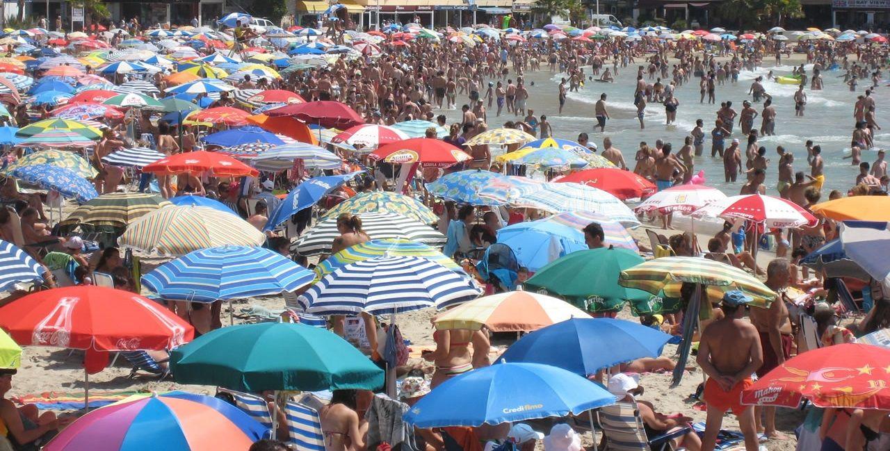 playa verano 2
