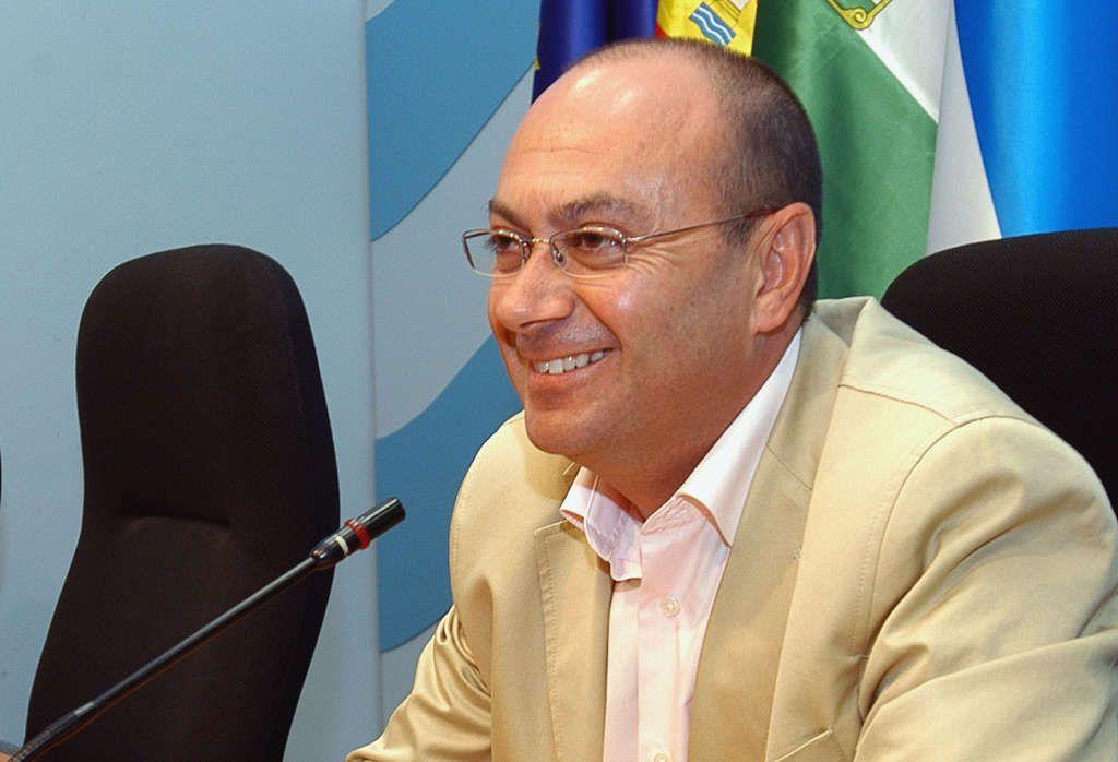 José Manuel Jiménez en su anterior etapa como concejal del PSOE