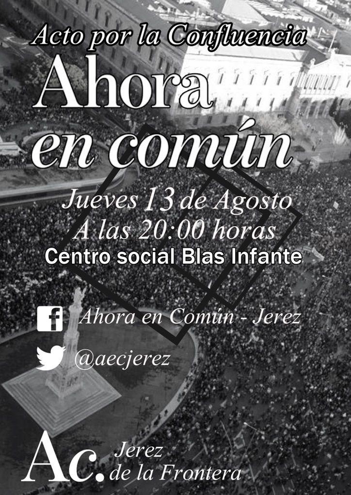 cartel AEC Jerez