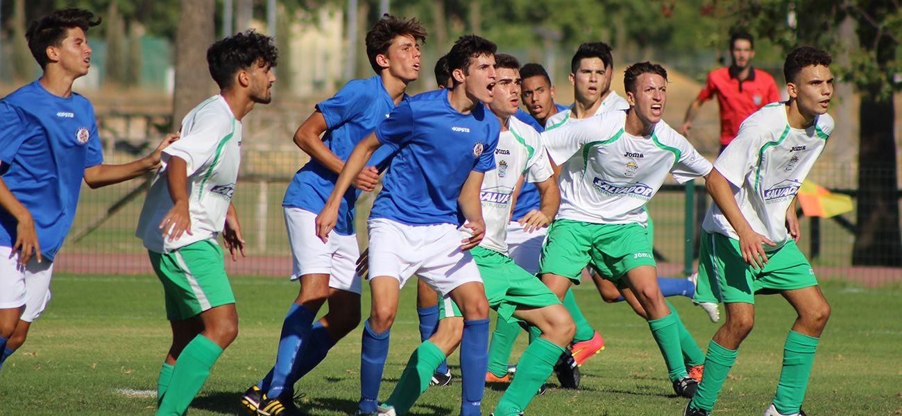 I Trofeo Pineda Juvenil B San Jose O. Xerezdeportivofc