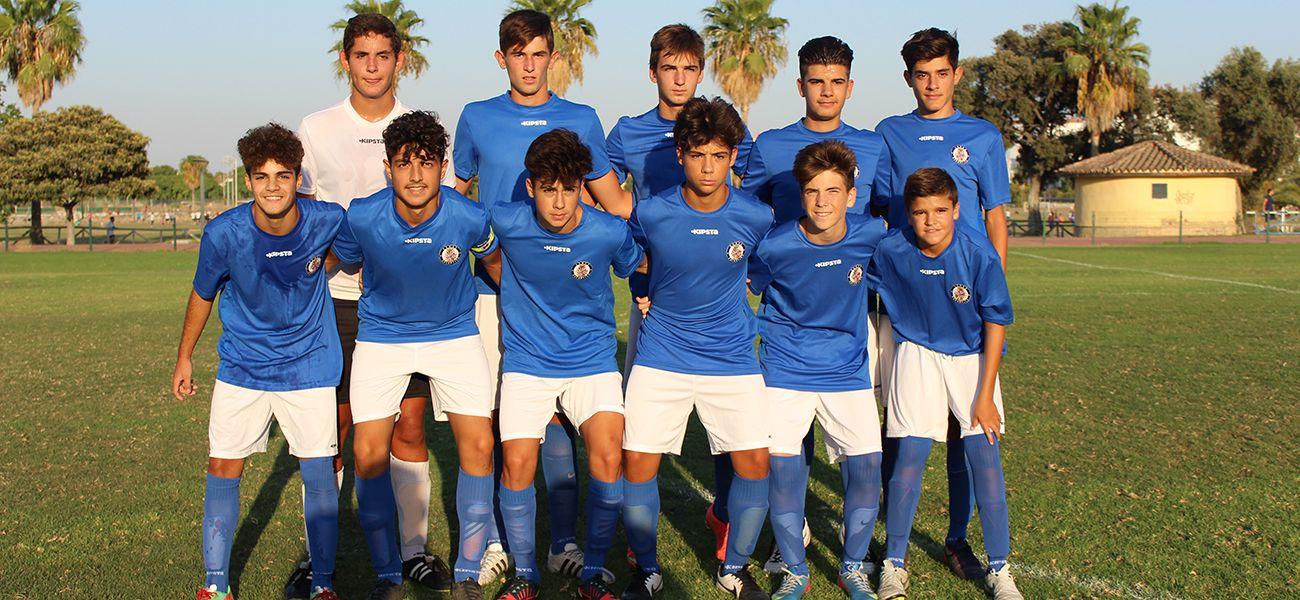 Torneo Salvador Pineda Cadete A Cruz Roja IMG_0422