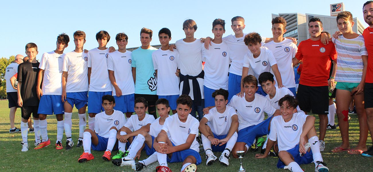Torneo Salvador Pineda Cadete B Marianistas IMG_0408