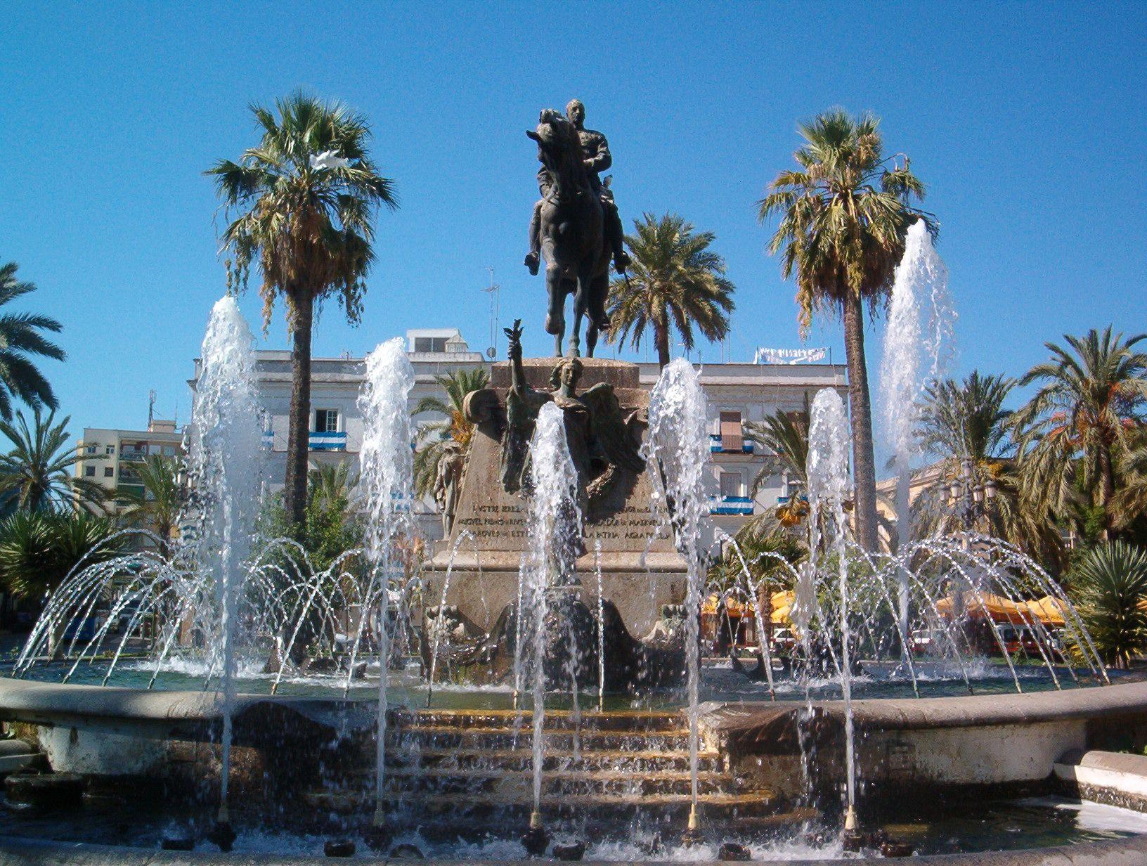 Fuente Plaza el Arenal 2