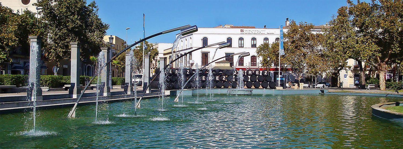 Fuente de la Plaza  del Mamelón |Cornejo 11MAYO2015