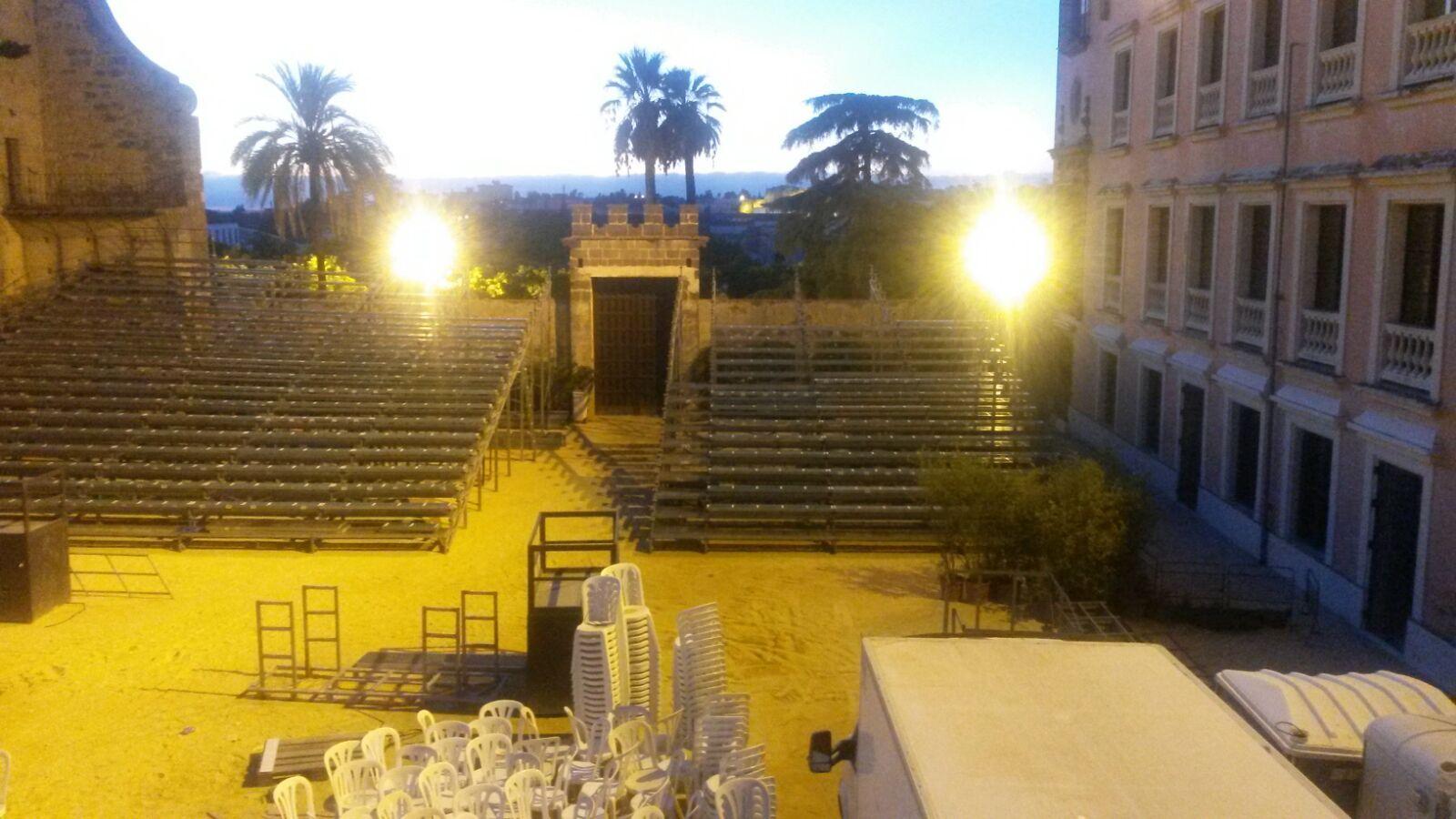 Imagen reciente del montaje en El Alcazar