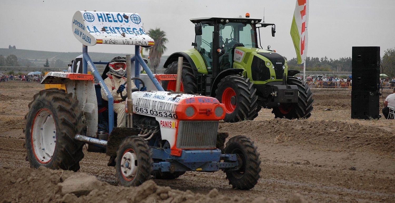 Tractores 2015