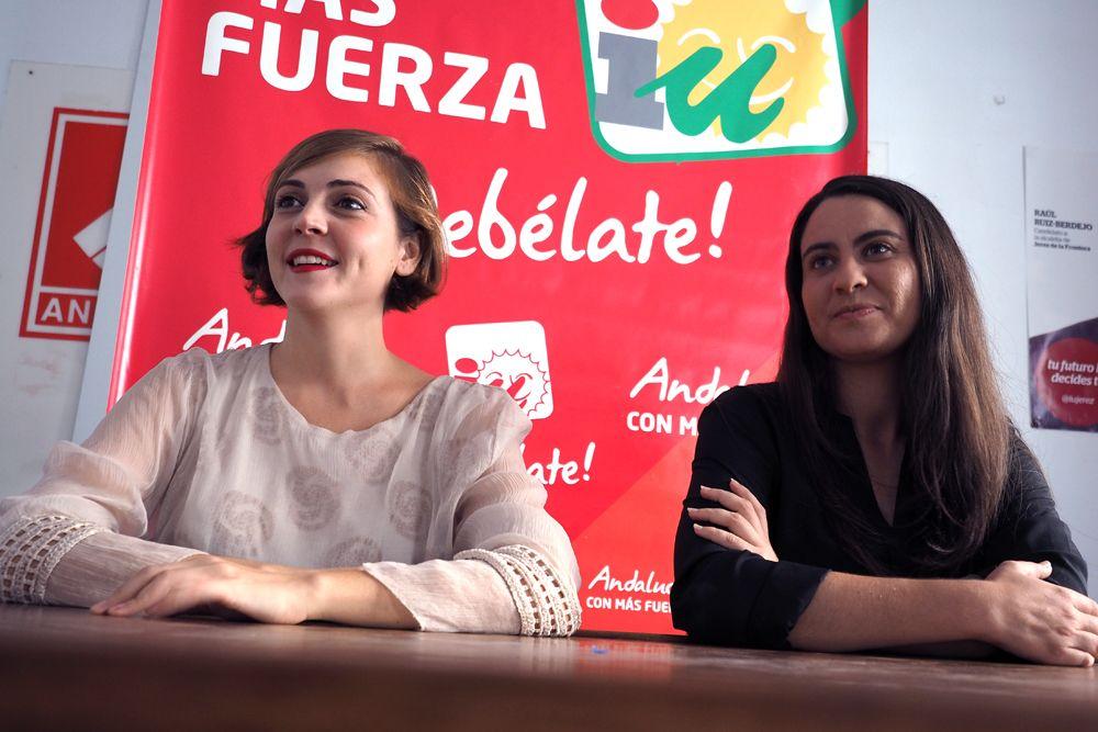 La formación de izquierdas pretende potenciar el sector cinematográfico en la Universidad. @IUjerez