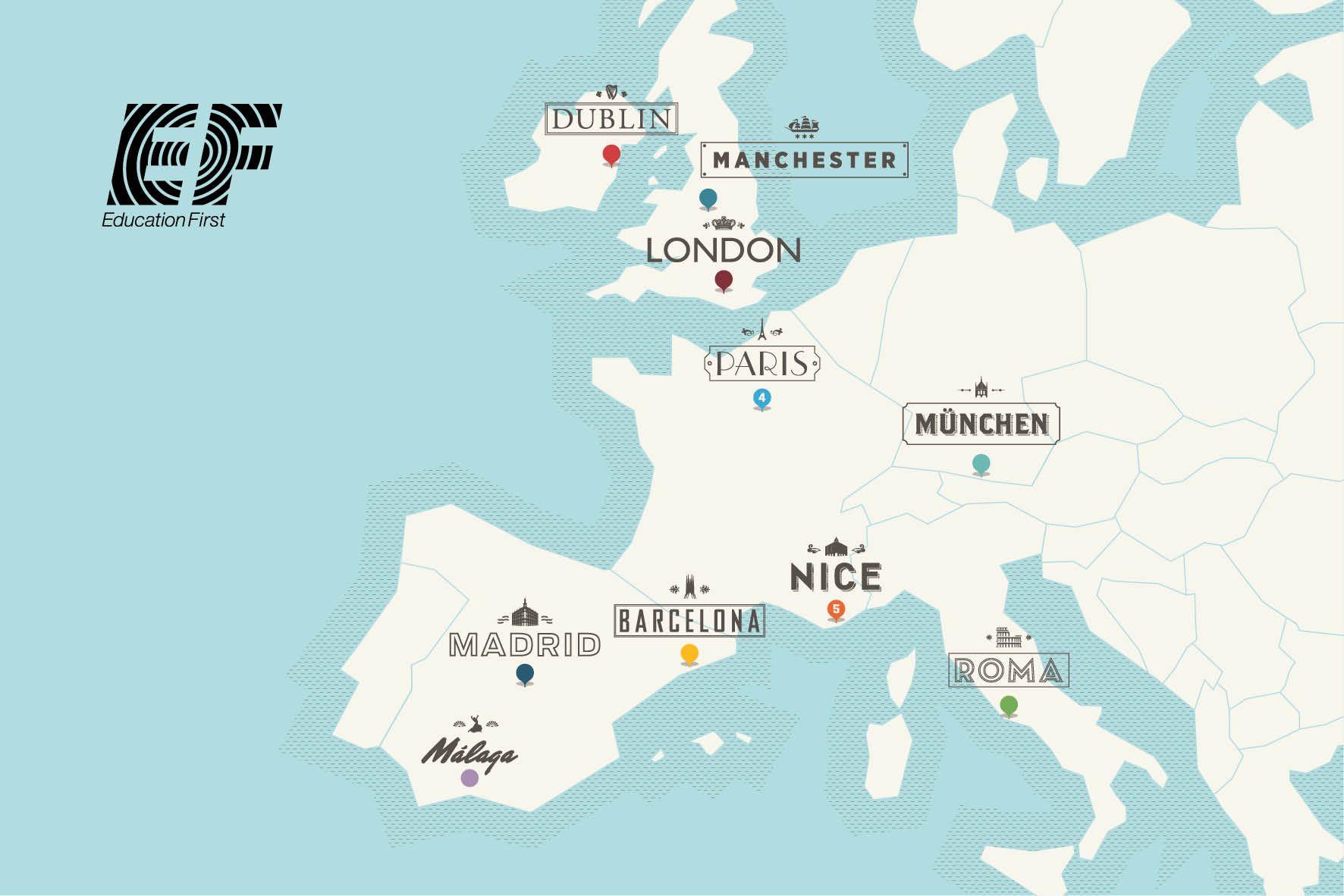 Seis curiosidades sobre las lenguas europeas. EF