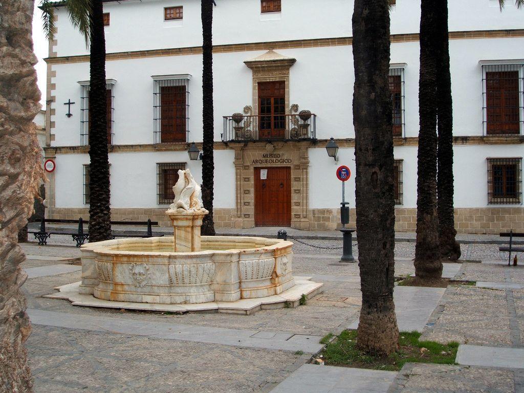 Fachada del Museo Arqueológico de Jerez. Andy Hammond, Flickr