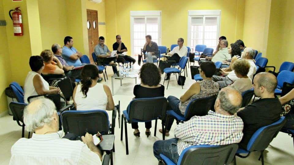 Debate al termino de la Semana de la Movilidad en Guadalcacín. @ciudadjerez