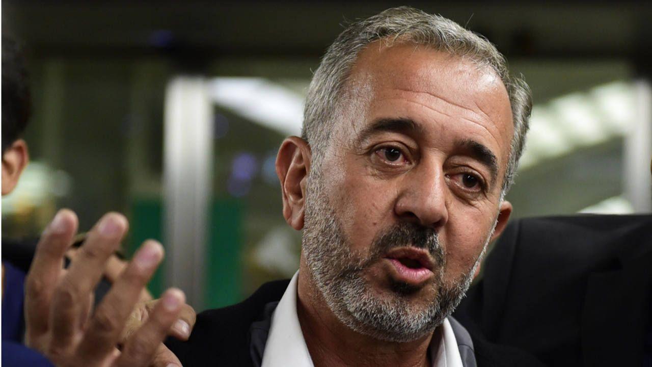 Osama Abdul Moshen, el refugiado sirio que vive en Getafe.