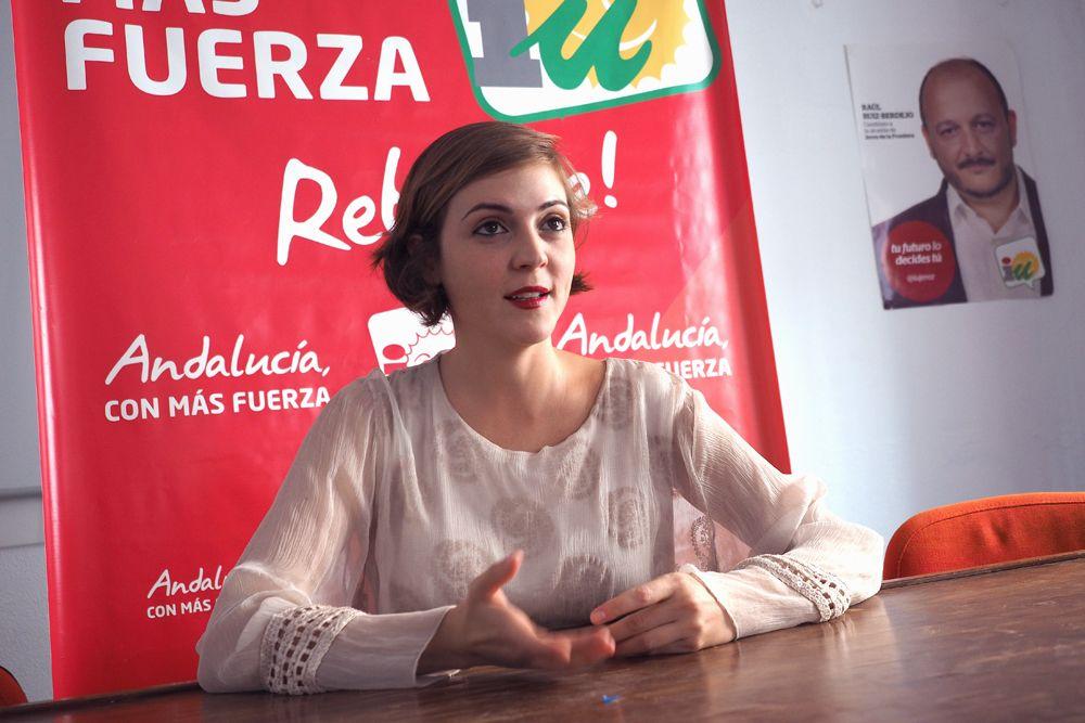 Ana Fernández de Cosa, concejal de IU en Jerez | @iujerez