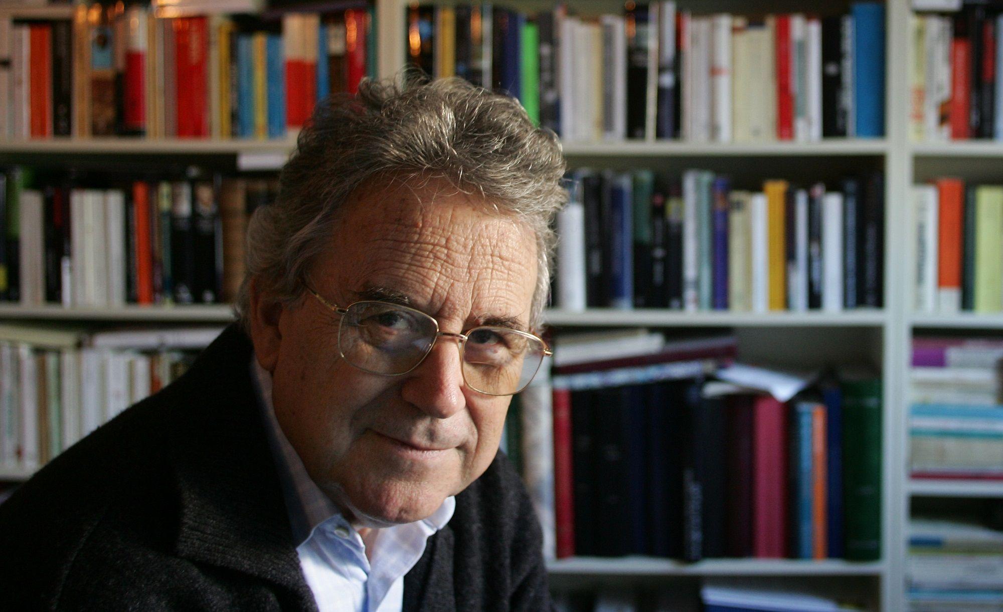 Santos Juliá, historiador y escritor © Gorka Lejarcegi