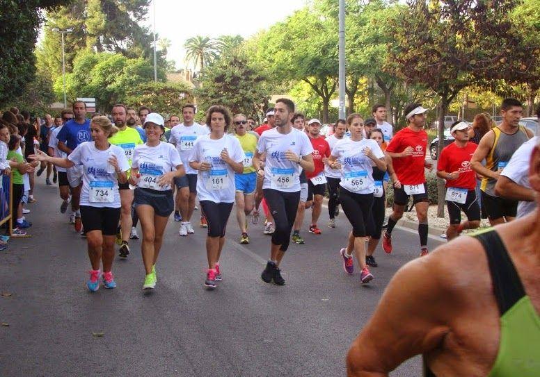 Imagen de la Carrera Popular de pasado año.