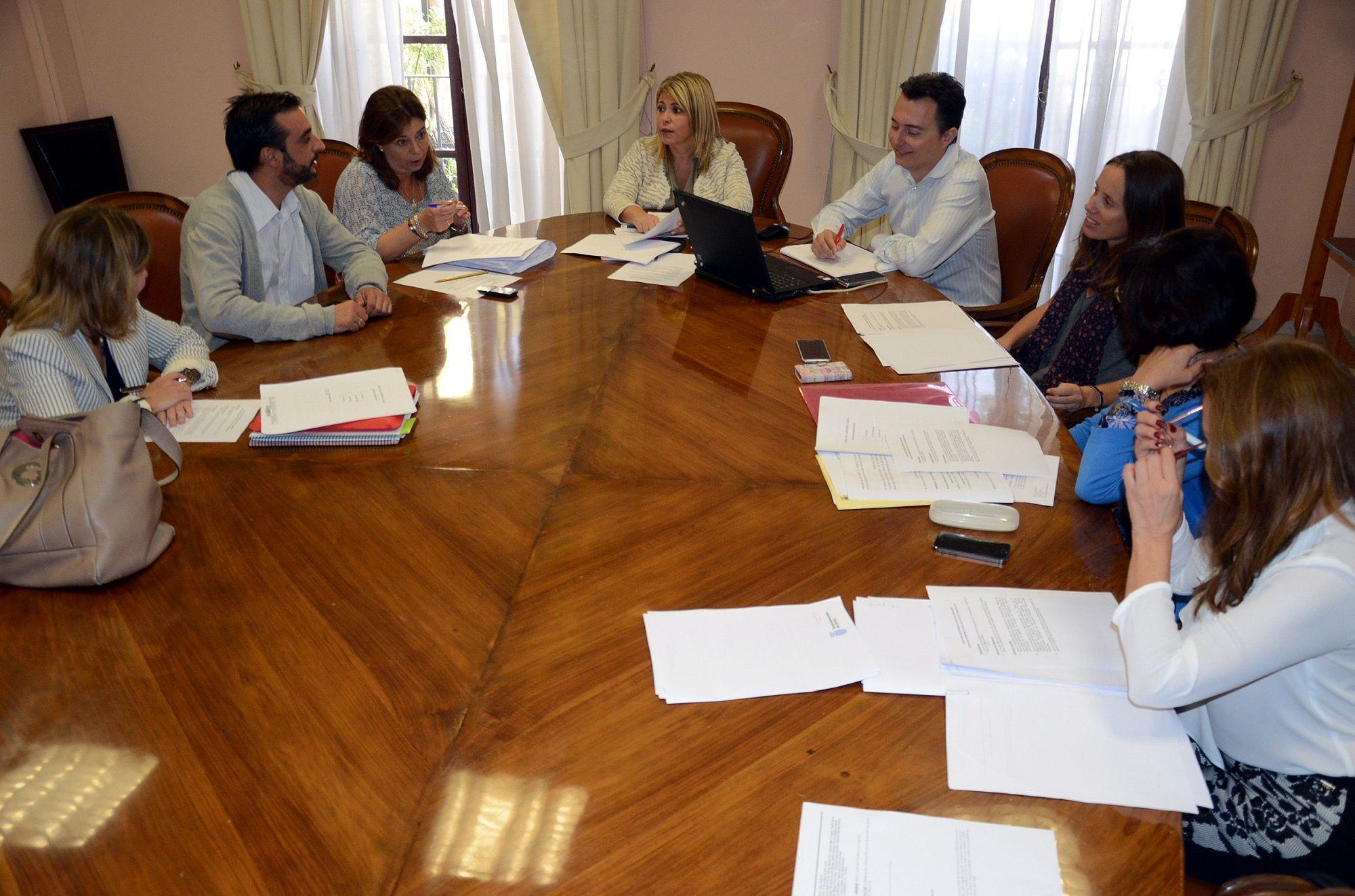 Junta de Gobierno local en la mañana de hoy. PSOE Jerez