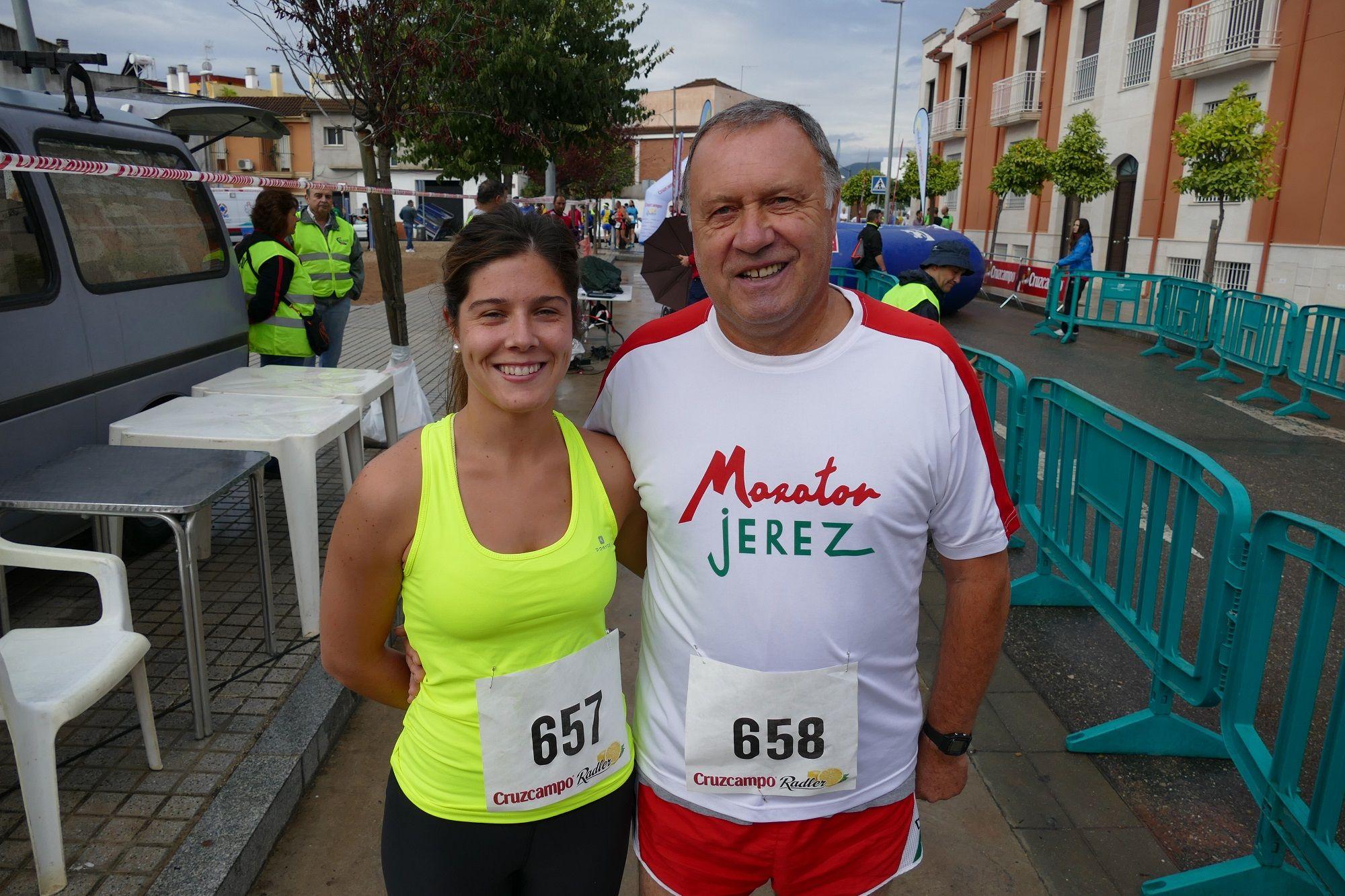 Macarena consiguió premio en San Rafael de la Algaida