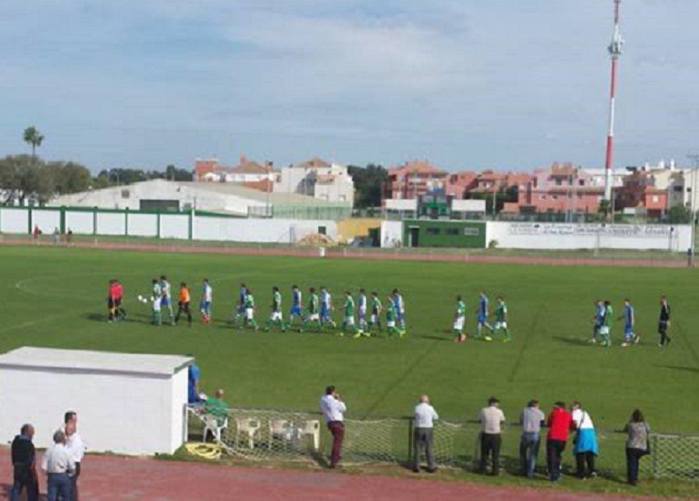 El Jerez Industrial y el CD Rota en el municipal Navarro Flores.