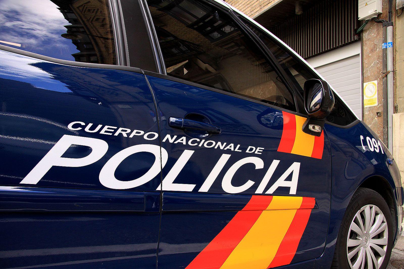 Imagen de coche de Policía Nacional. www.sector115.es