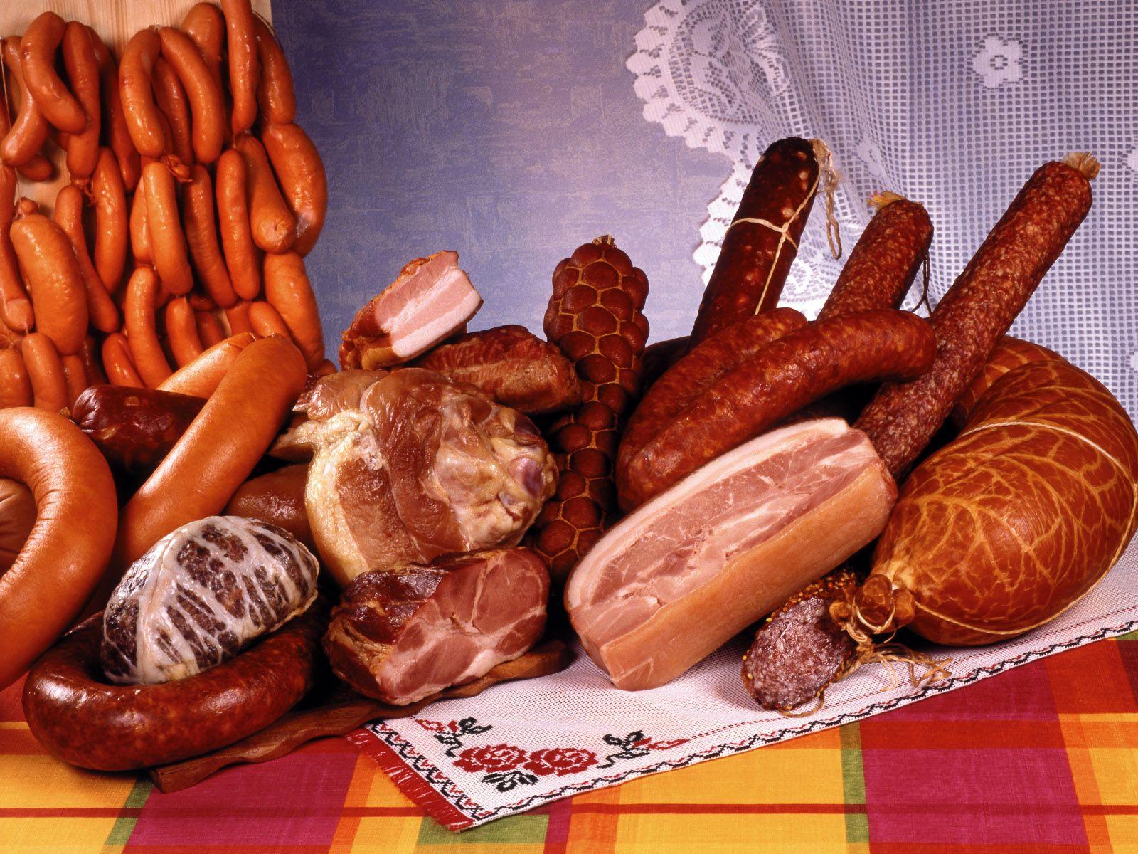 La carne procesada puede provocar el nacimiento de un cáncer.